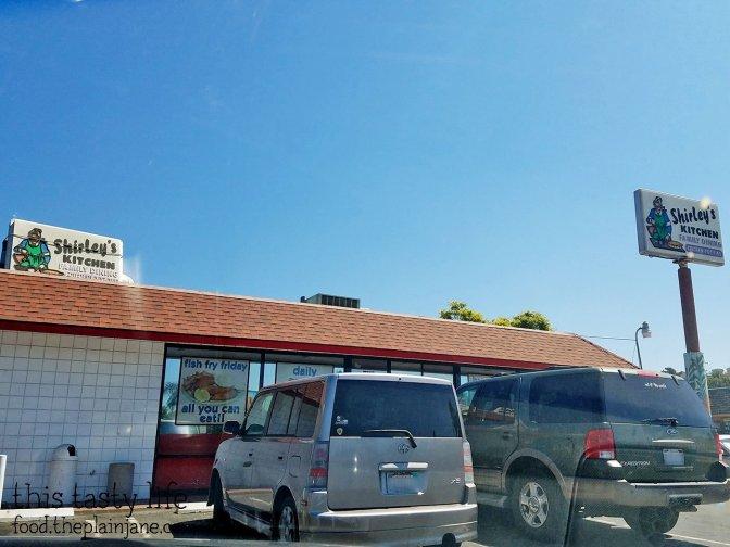 Shirley's Kitchen   La Mesa
