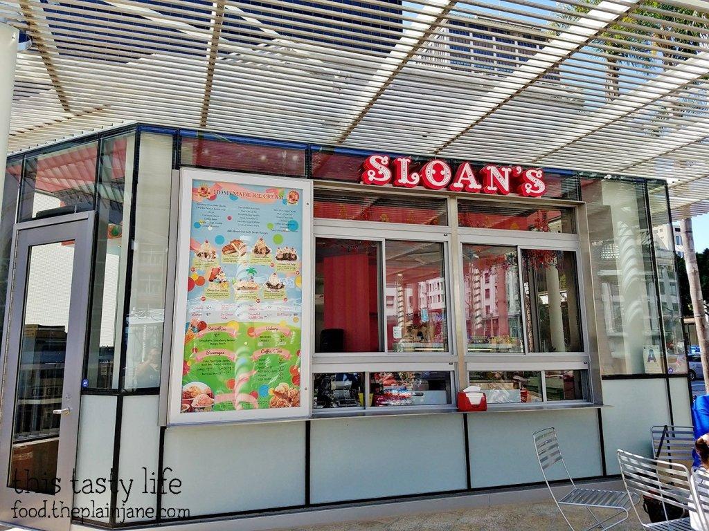 Sloan's Ice Cream | San Diego, CA