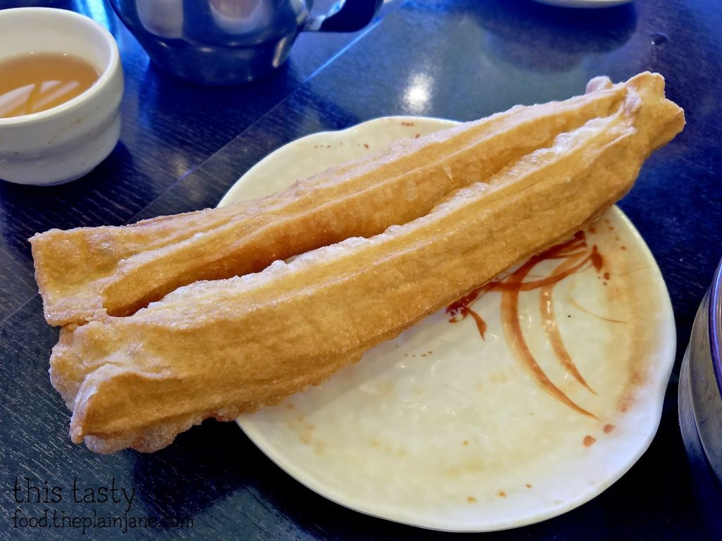 Chinese Churro at A&J Restaurant | Irvine, CA