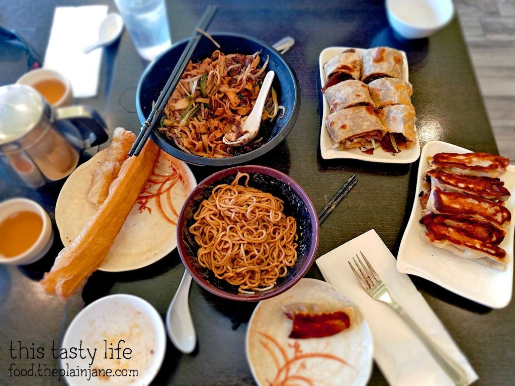 Lunch at A&J Restaurant | Irvine, CA