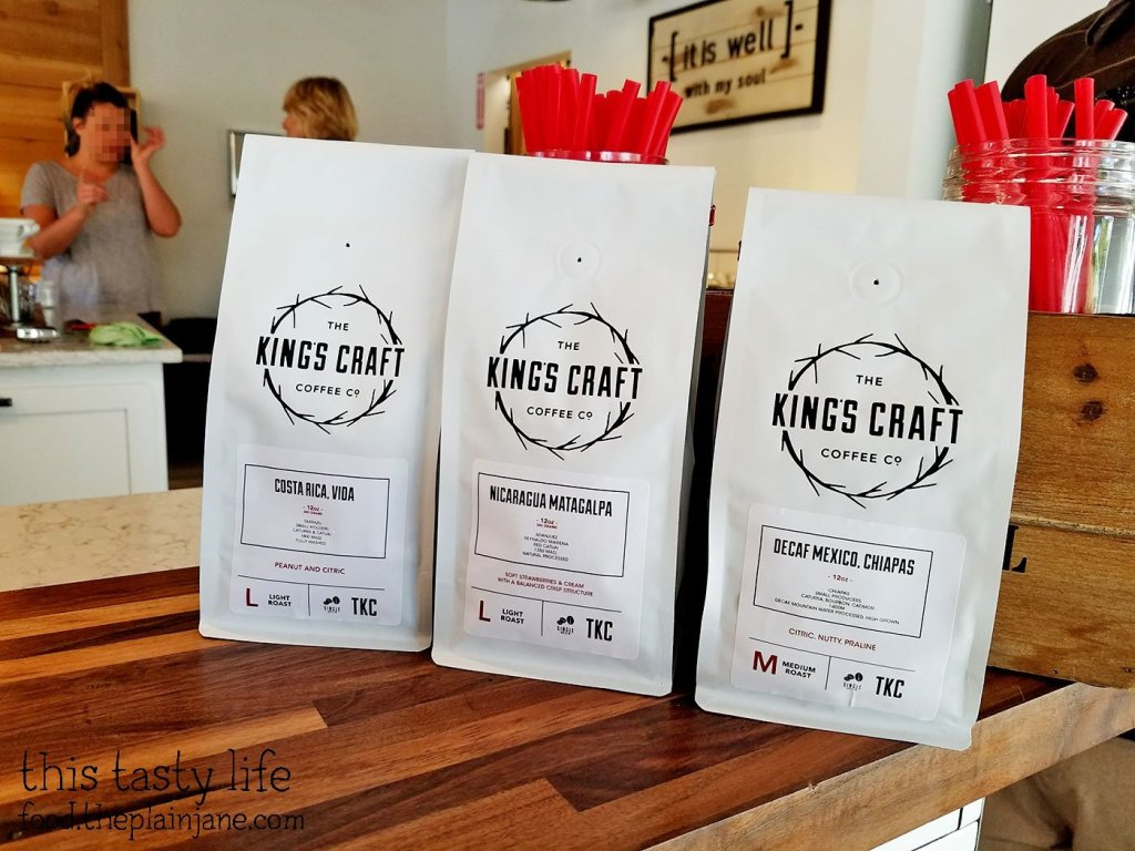 Coffee - The King's Craft Coffee Co / Poway, CA