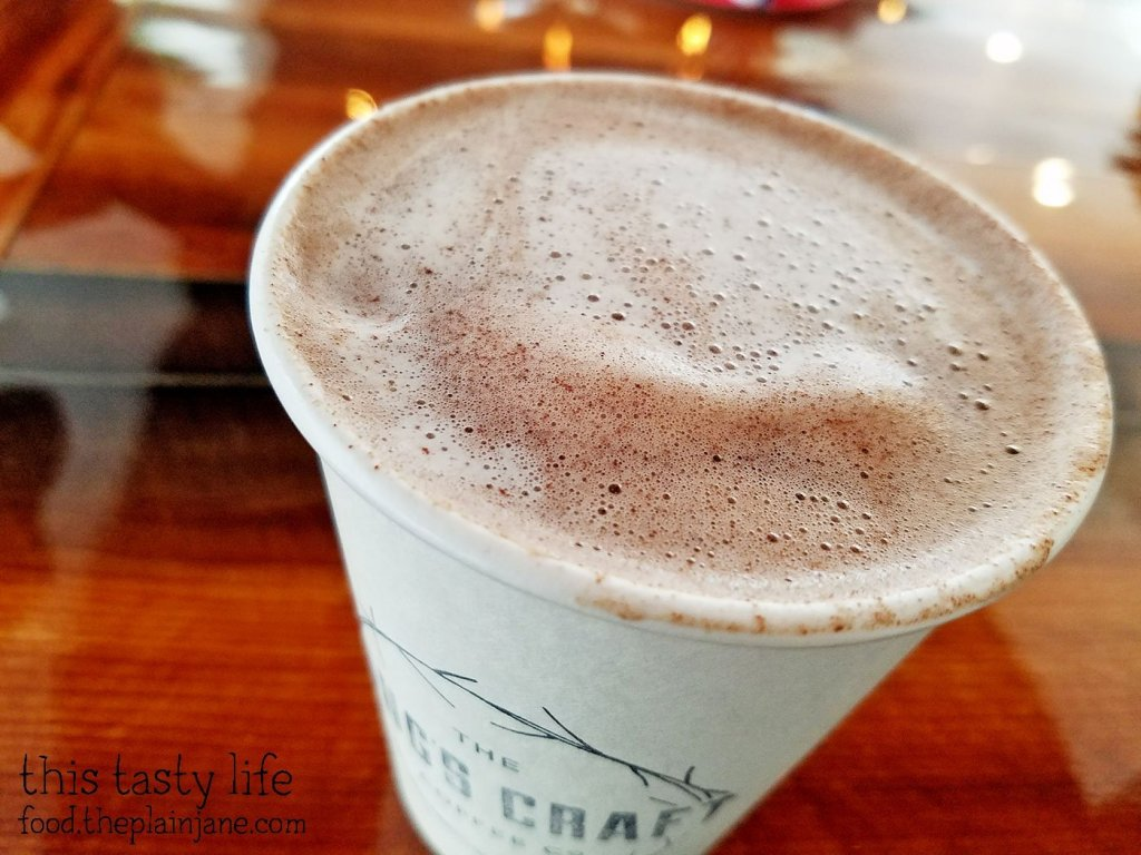 Mexican Hot Chocolate - The King's Craft Coffee Co / Poway, CA