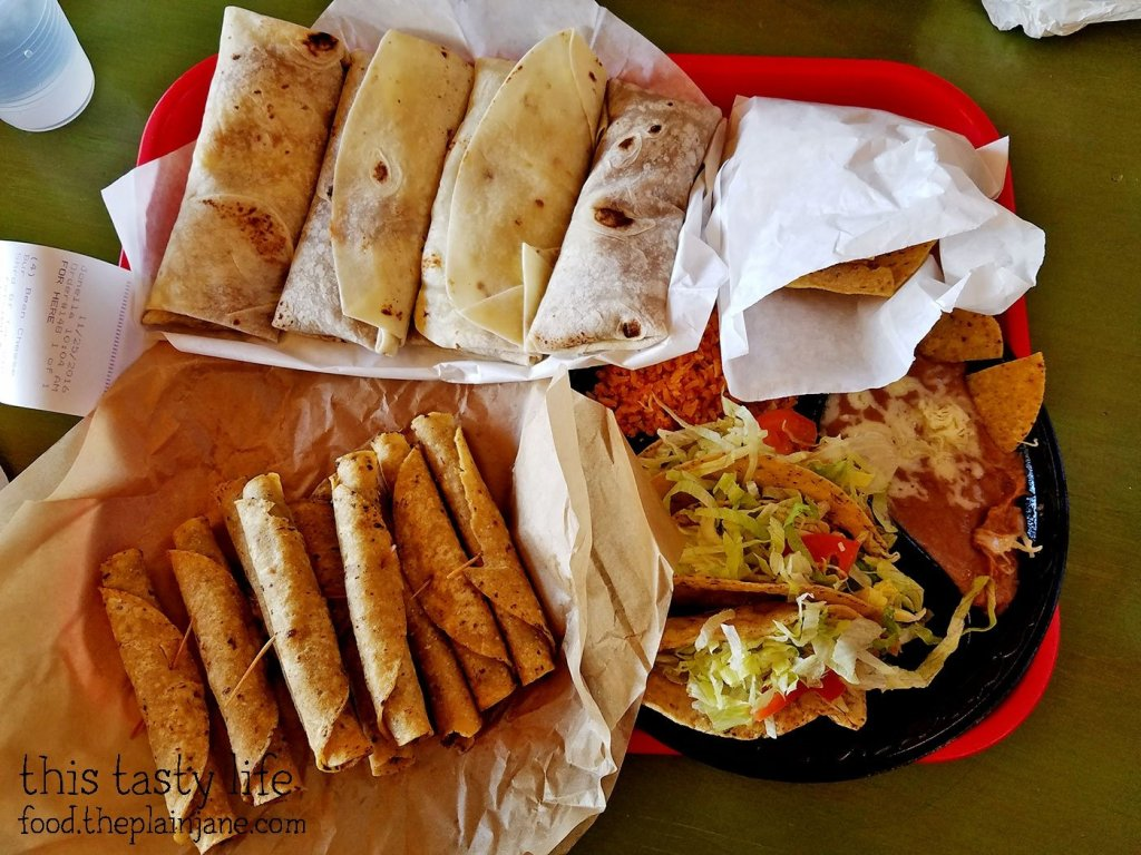 Tacos for Breakfast - The Chile Pepper - Yuma, AZ