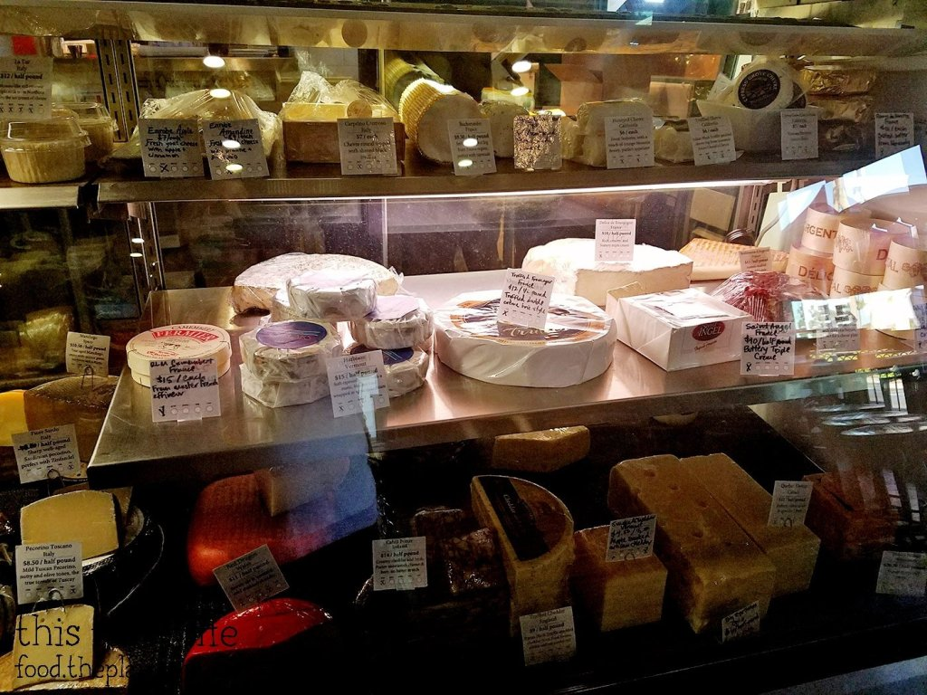 Cheese Case at Brothers Provisions | Rancho Bernardo, CA