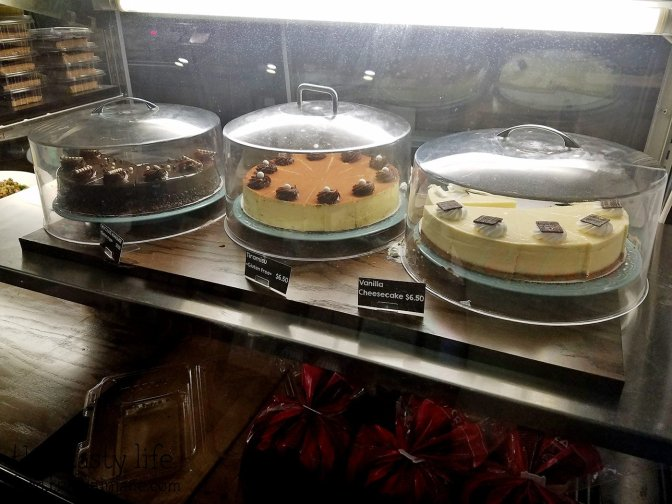Dessert Case at Brothers Provisions | Rancho Bernardo, CA