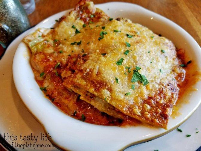 Lasagna Monello   Monello - San Diego, CA