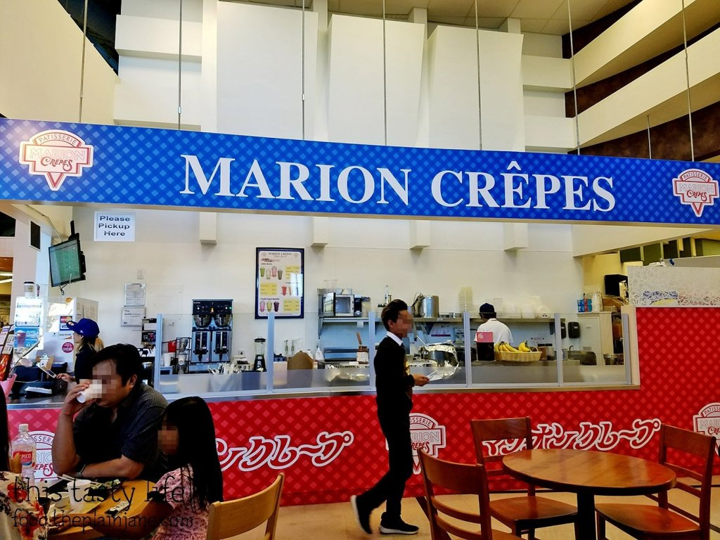 Marion Crepes - San Diego, CA