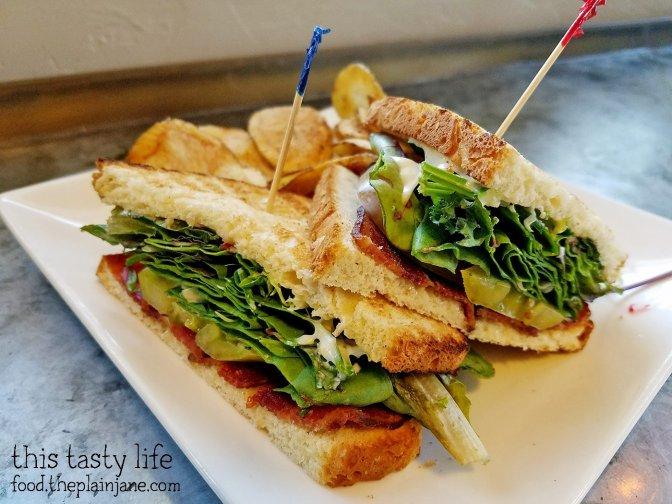 BLT Sandwich at Tourist Home Urban Market   Flagstaff, AZ