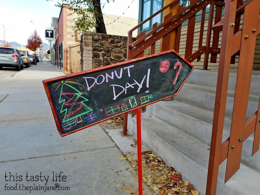 Donut Day at Tourist Home Urban Market | Flagstaff, AZ
