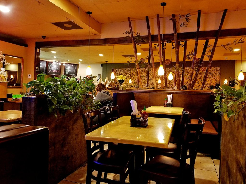 Interior at Saigon Star | San Diego, CA