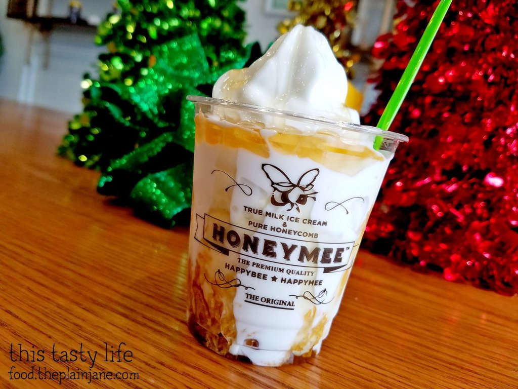 Milk and Honey Soft Serve at Honeymee | Irvine, CA | This Tasty Life