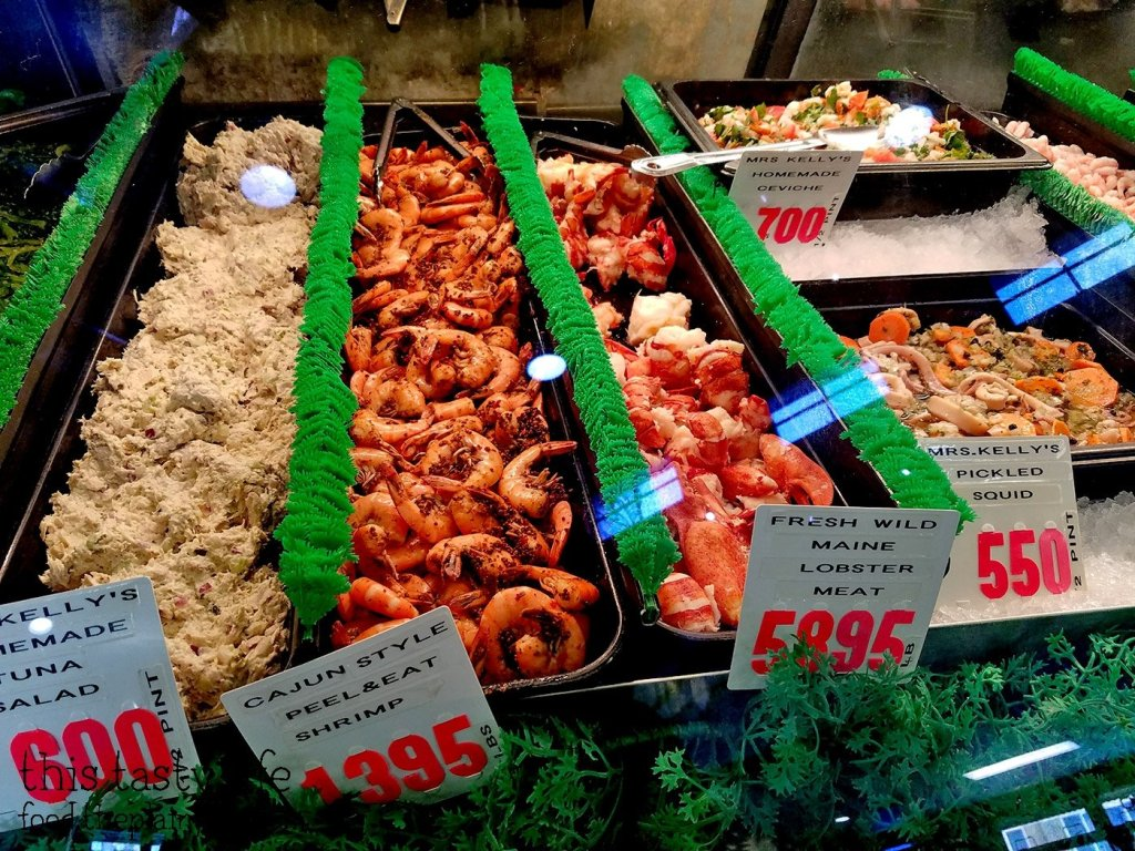Prepared Seafood at Point Loma Seafoods - San Diego, CA - This Tasty Life