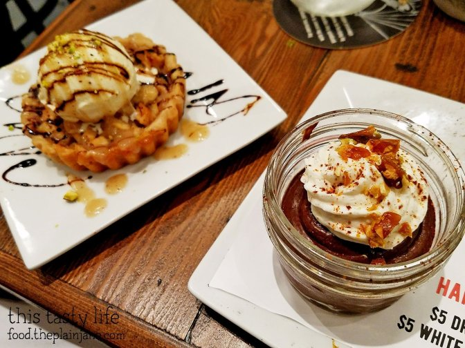 Desserts at Red Card Cafe | San Diego, CA