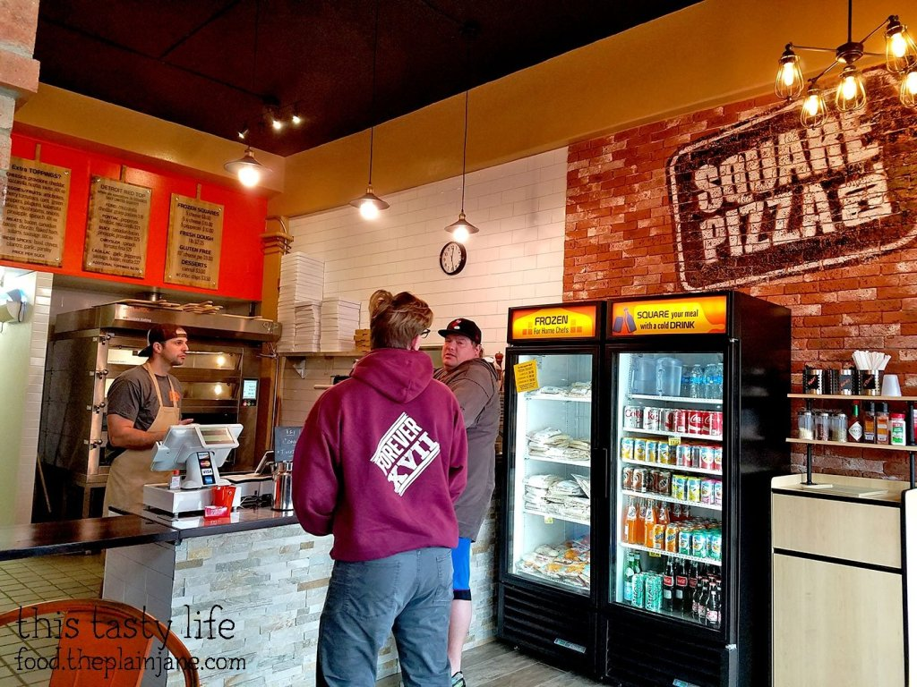 Square Pizza Co - Pacific Beach - San Diego, CA | This Tasty Life