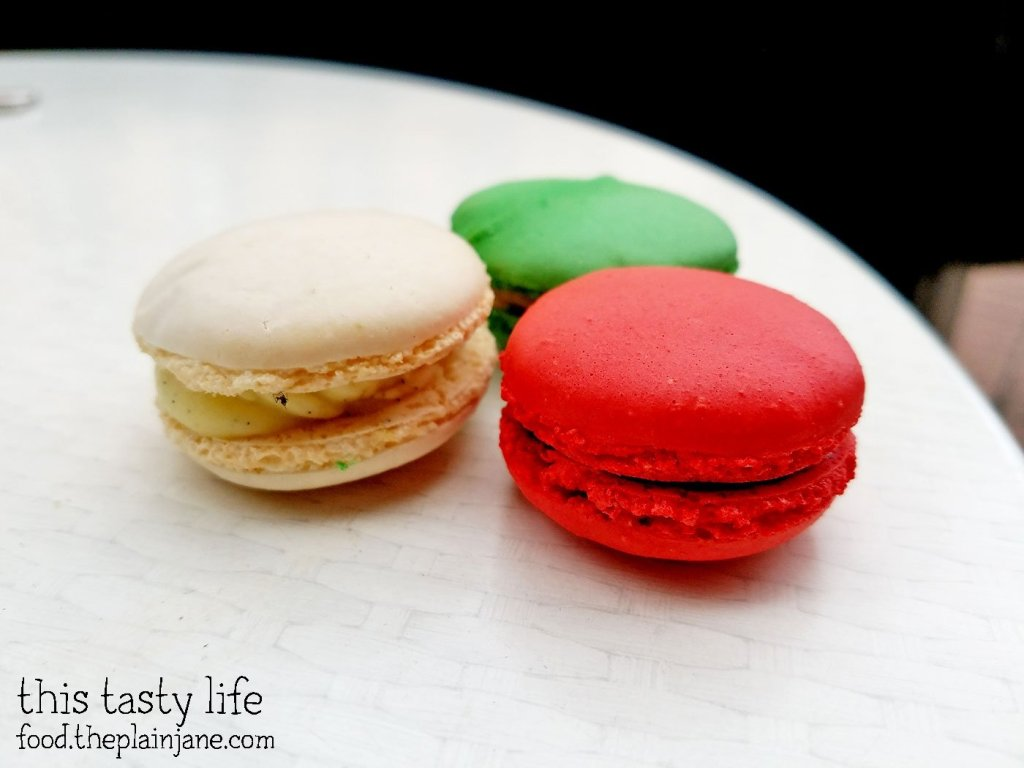 French macarons at Le Parfait Paris | San Diego, CA