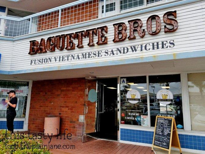 Baguette Bros | San Diego, CA | This Tasty Life