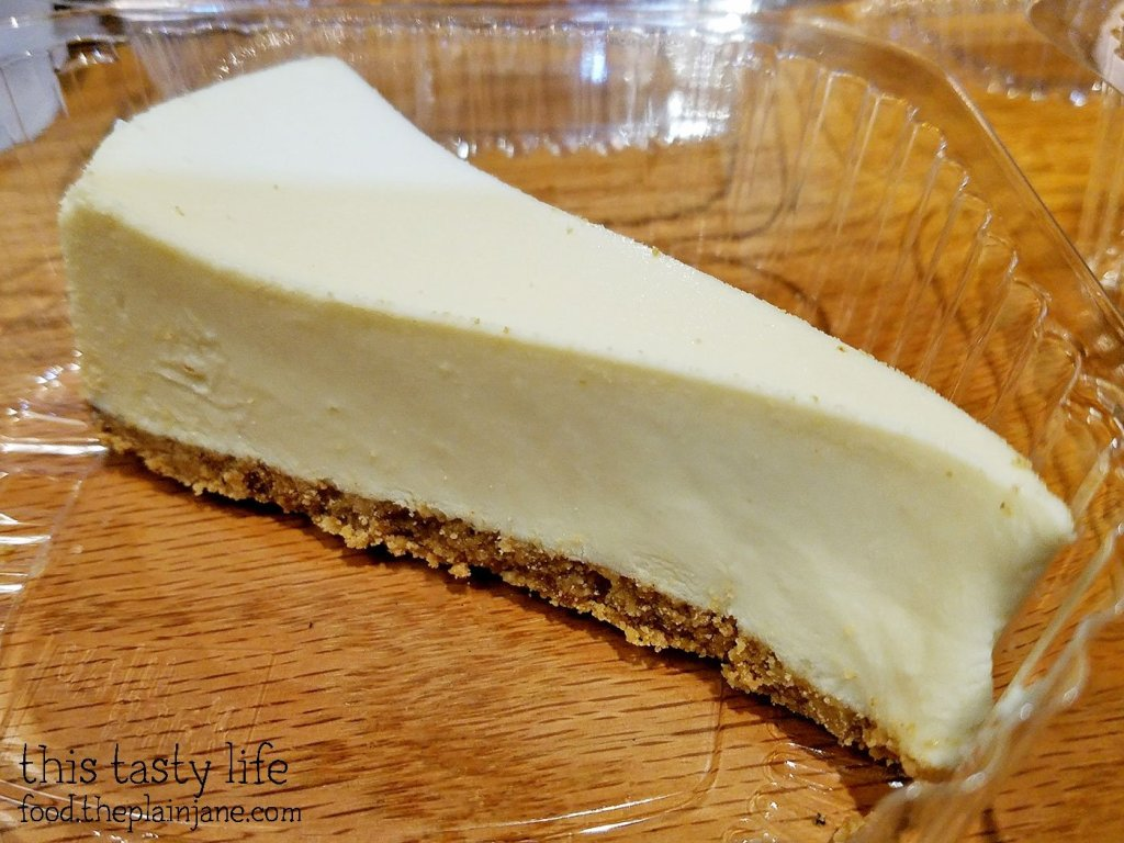 Cheesecake Slice at Mr. Moto Pizza - North Park, San Diego - This Tasty Life