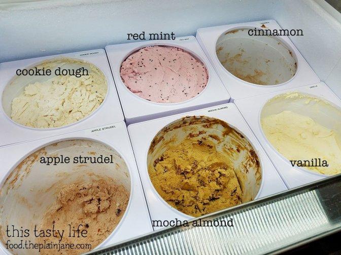 Ice Creamt Flavors at Treet Ice Cream Sandwiches | San Diego, CA | This Tasty Life