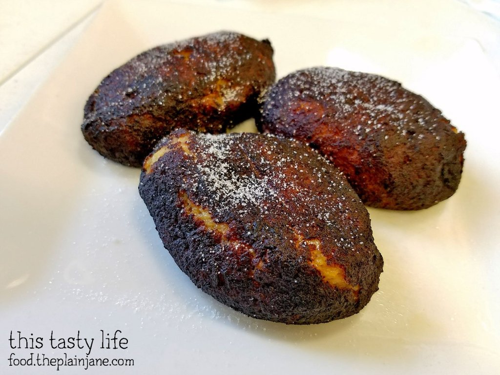 Fried Plantain Empanadas at Hidden Paradise   San Bernadino, CA   This Tasty Life