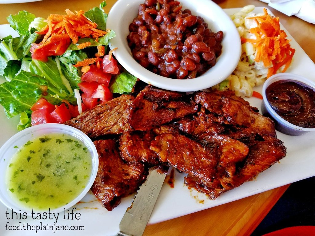 BBQ Plate - Pillbox Tavern | Solana Beach - San Diego, CA