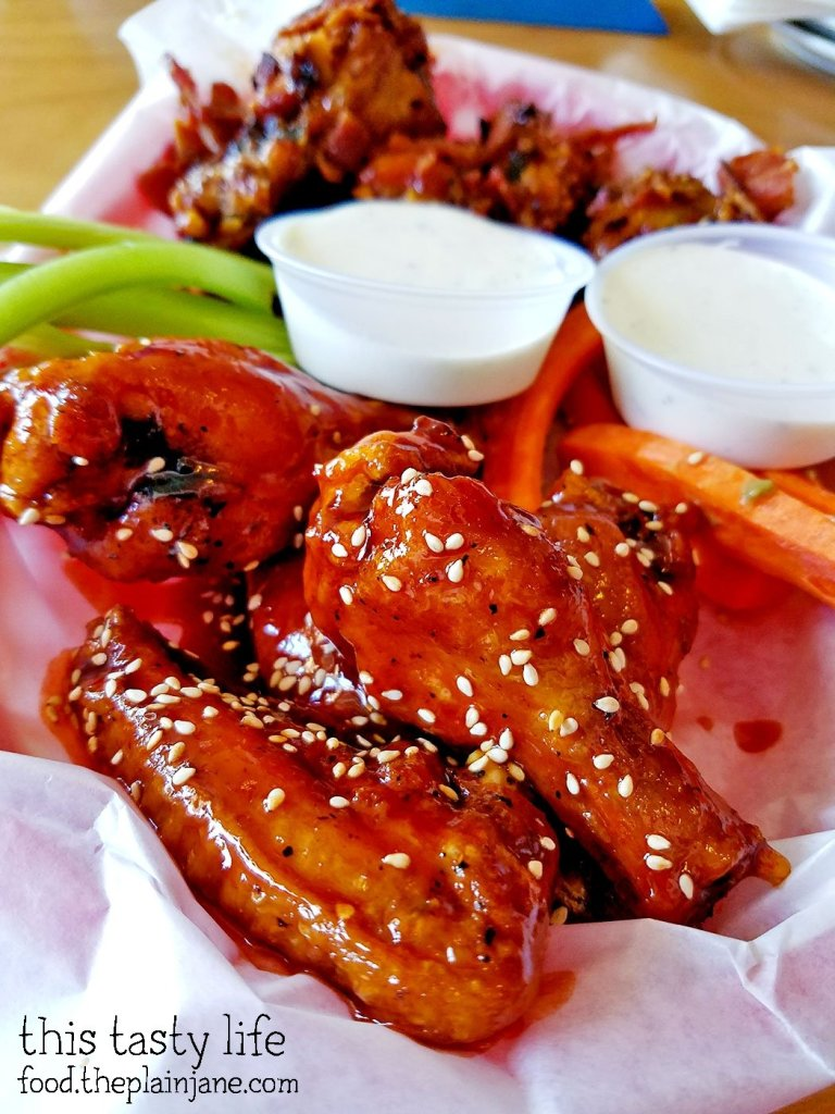 Honey Teriyaki Wings - Pillbox Tavern | Solana Beach - San Diego, CA
