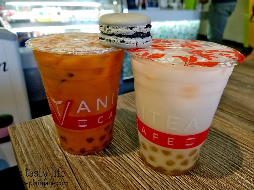 Milk Tea at Vanitea Cafe - Chula Vista, CA