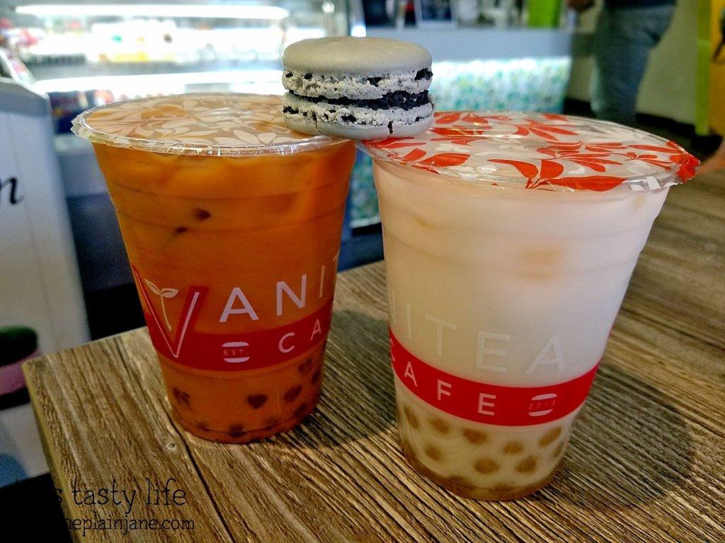 Milk Tea at Vanitea Cafe - Chula Vista, CA