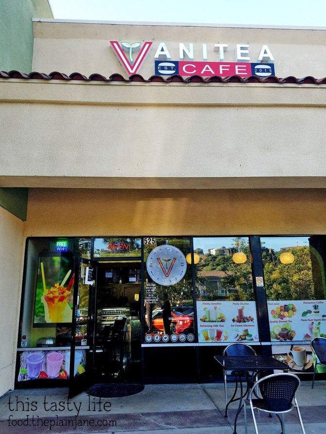 Vanitea Cafe - Chula Vista, CA