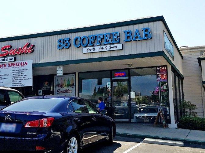 S3 Coffee Bar - San Diego, CA