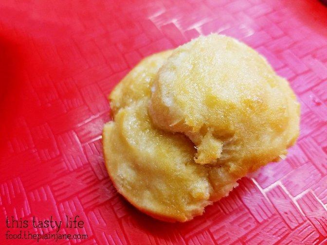 Honey Biscuit at Krispy Krunchy Chicken - San Diego, CA