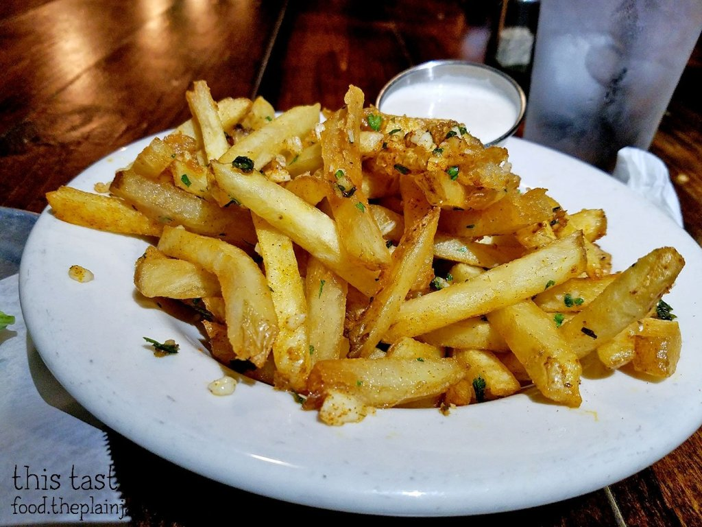 Garlic Fries at Balboa Bar & Grill - San Diego, CA