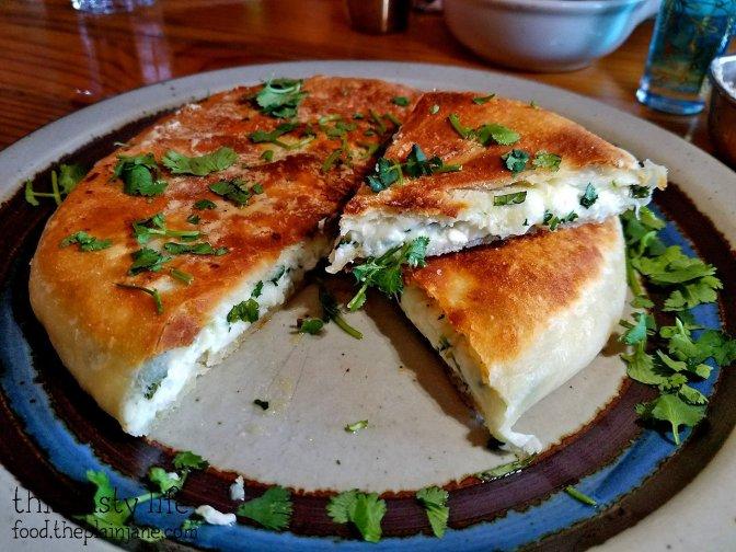 Cheese Pie - Kafe Sobaka Restoran Pomegranate - San Diego, CA