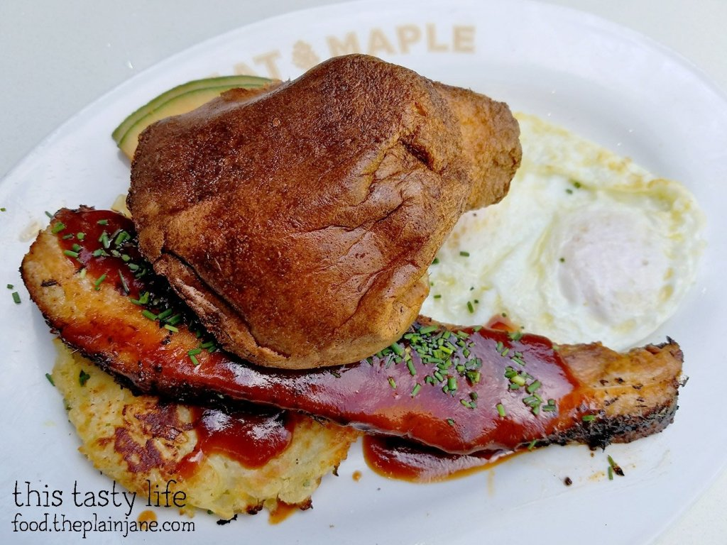 Two Farm Egg Breakfast at Great Maple - San Diego, CA