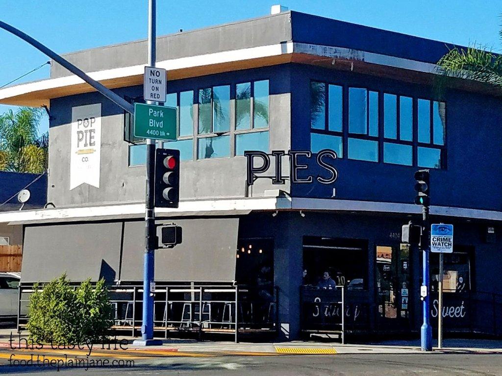 Pop Pie Co - San Diego, CA
