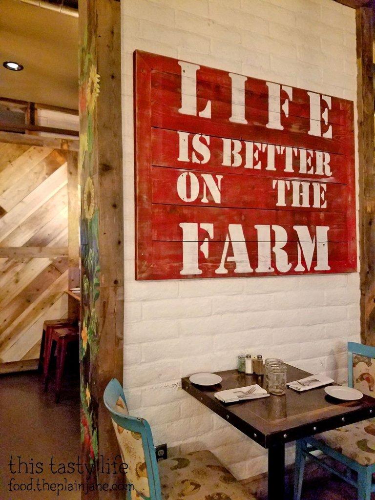 Farmer's Table - La Mesa - San Diego, CA