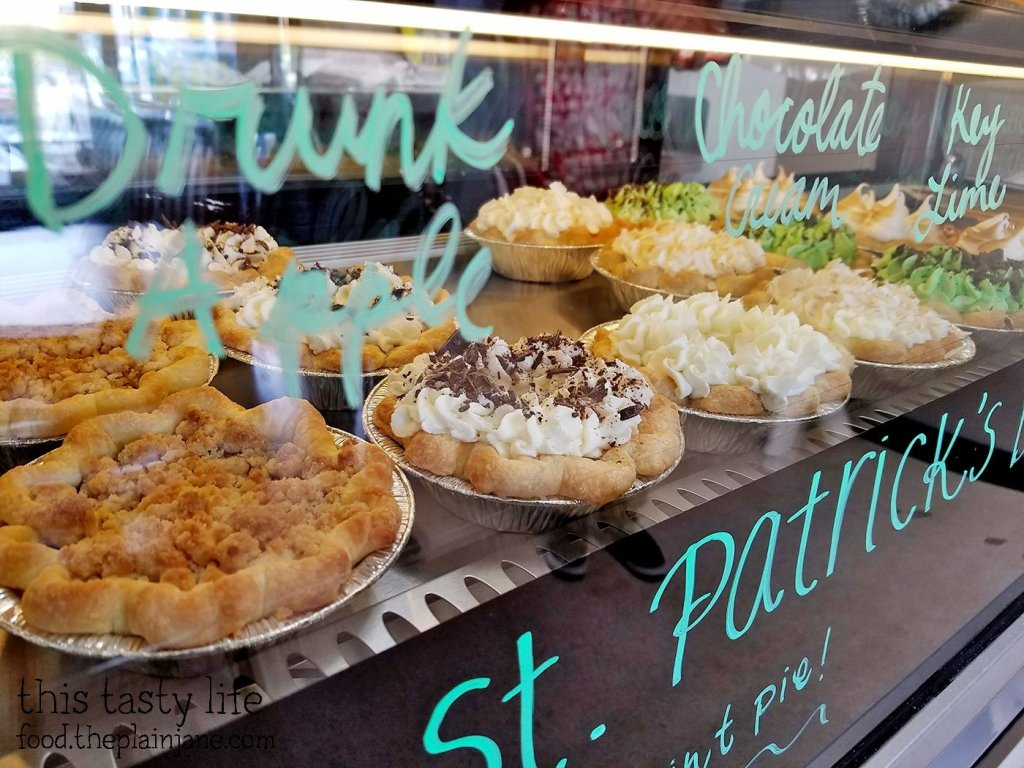 Pies at The Pie Joint - San Diego, CA