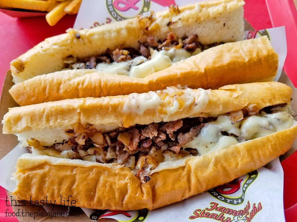 Cheesesteak from Gagilone Brothers in San Diego, CA