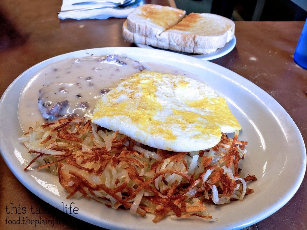 Chicken Fried Steak - El Clasico Diner - Lemon Grove, San Diego, CA