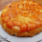 [recipe] Loquat Upside Down Cake
