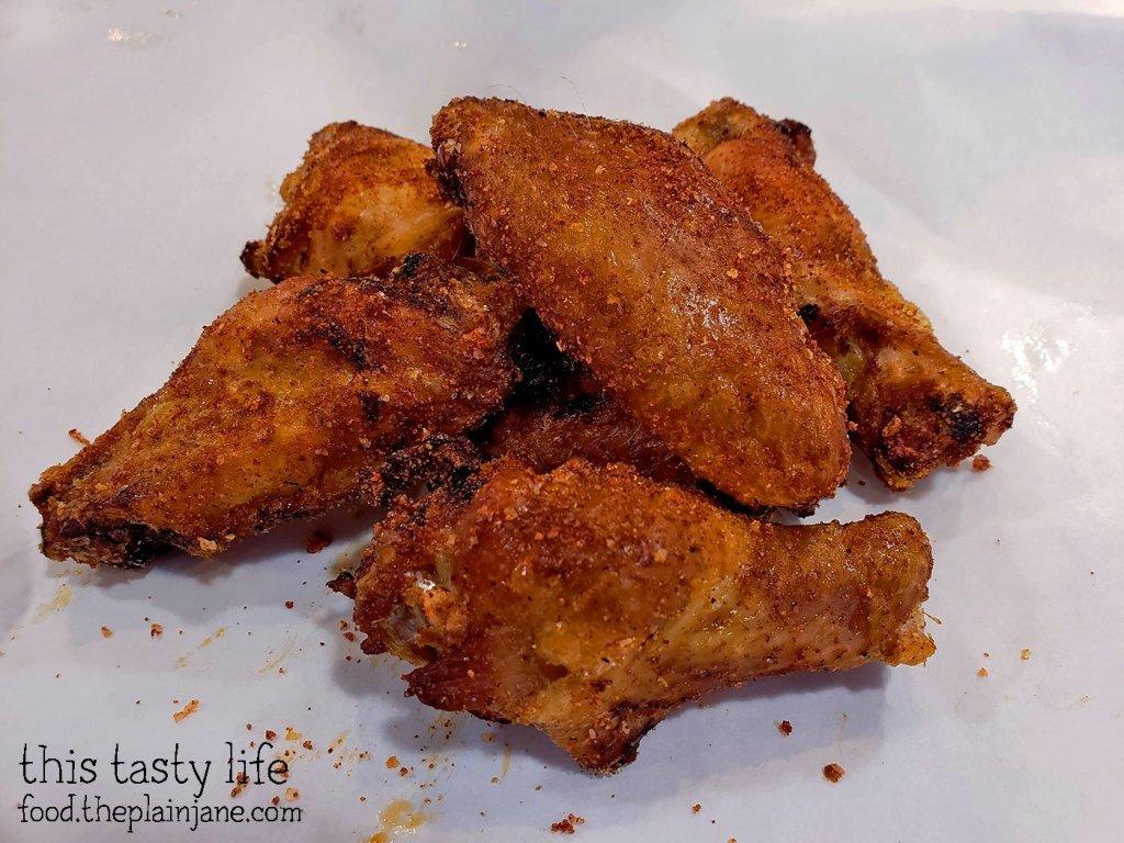 Smoked Chicken Wings at Union Smokehouse BBQ - San Diego, CA