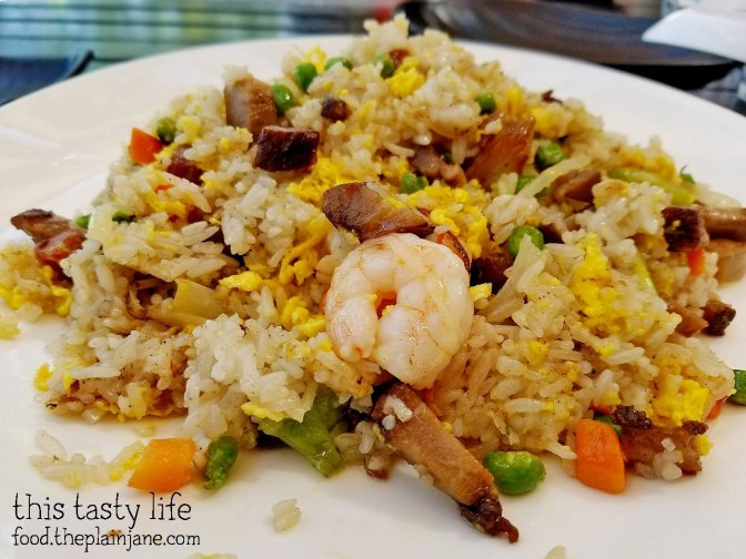 Fried Rice at Steamy Piggy - San Diego, CA