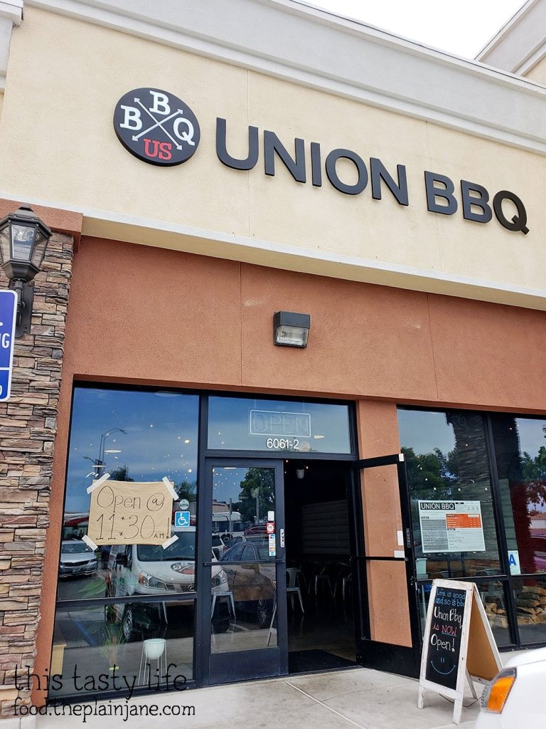 Union Smokehouse BBQ - San Diego, CA
