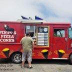 Pinto's Pizza Cones Truck