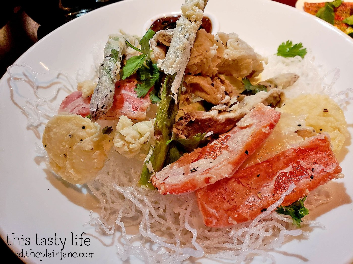 Fleming\'s Bar Menu - This Tasty Life