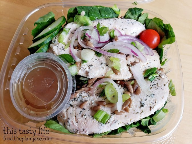 Chicken Salad - Eat Clean Meal Prep