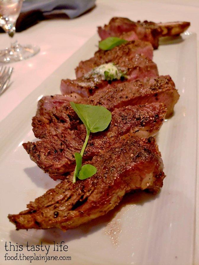 Dry Aged Rib Eye Steak at Cowboy Star - San Diego, CA