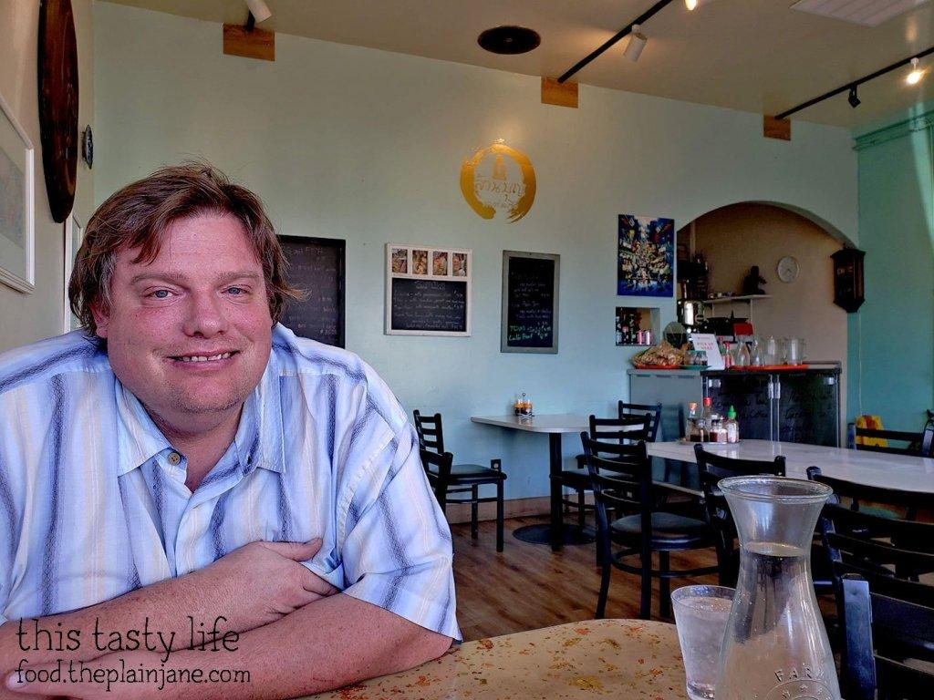 Jake - Lann Boon Asia Cafe - San Diego, CA