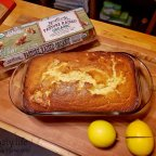 Lemon Ricotta Bread Recipe