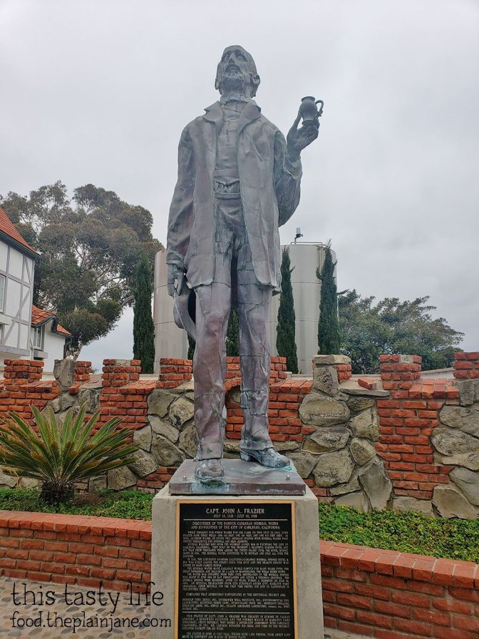 Captain John Frazier - Carlsbad, CA