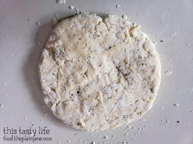 Savory Scone Dough